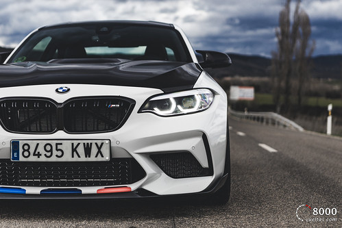BMW M2 Competition - 8000vueltas-65