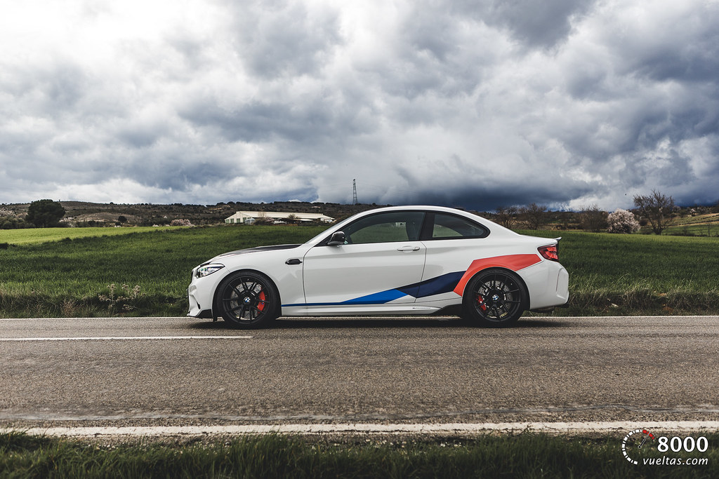 BMW M2 Competition - 8000vueltas-60