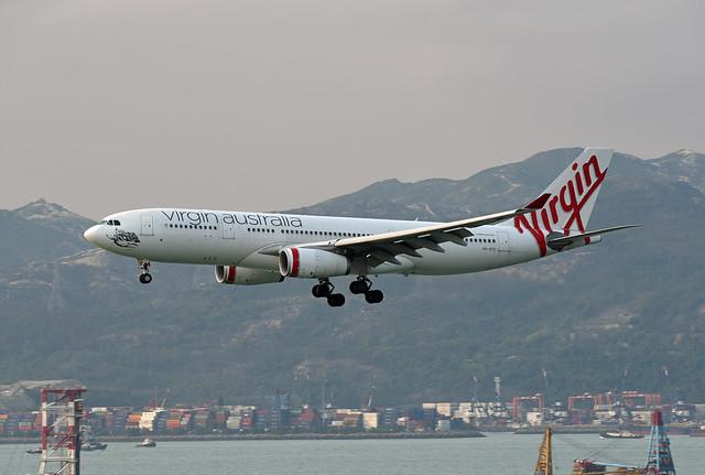 Virgin Australia Airbus A330-243 VH-XFD