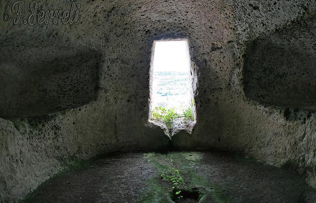 Tomba a prospetto Sas Puntas - Tissi