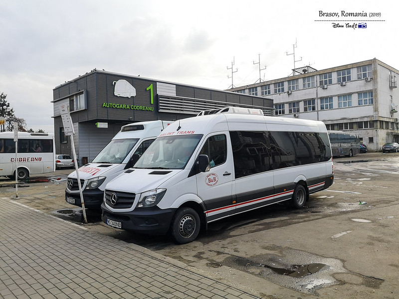 2019 Europe Romania Brasov Autogara 1
