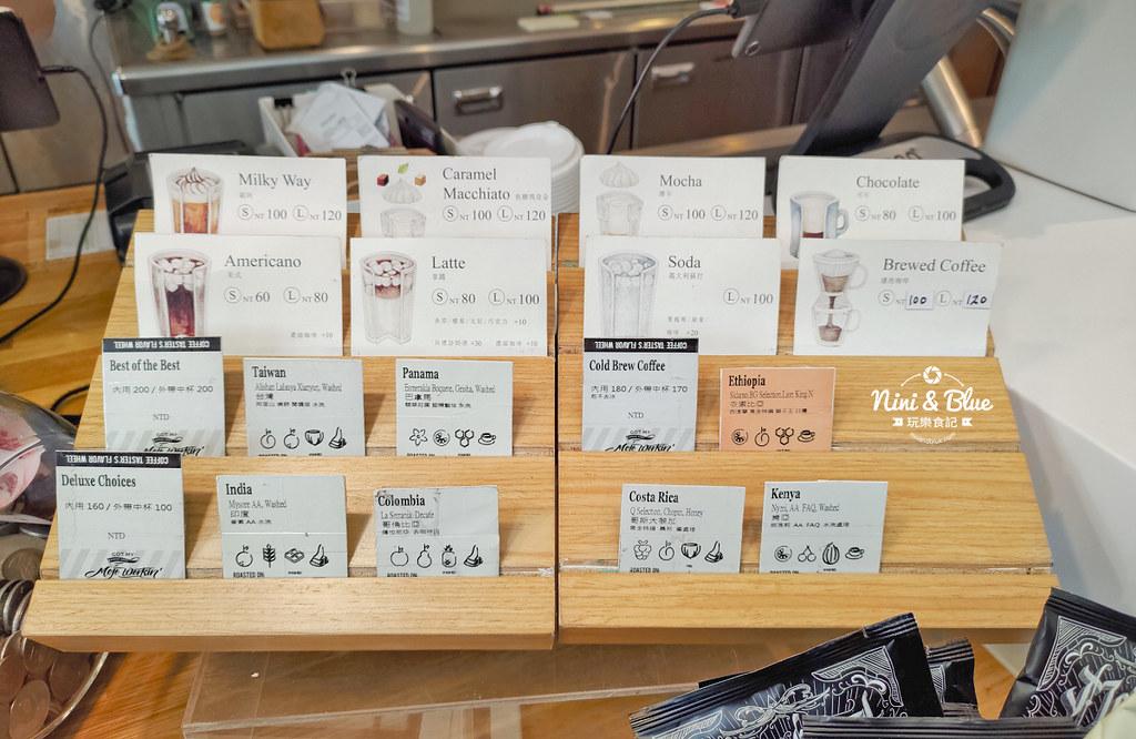 The Factory Mojocoffee台中精誠商圈咖啡甜點 菜單21