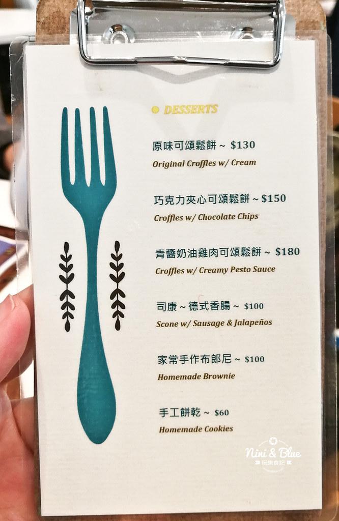 The Factory Mojocoffee台中精誠商圈咖啡甜點 菜單17