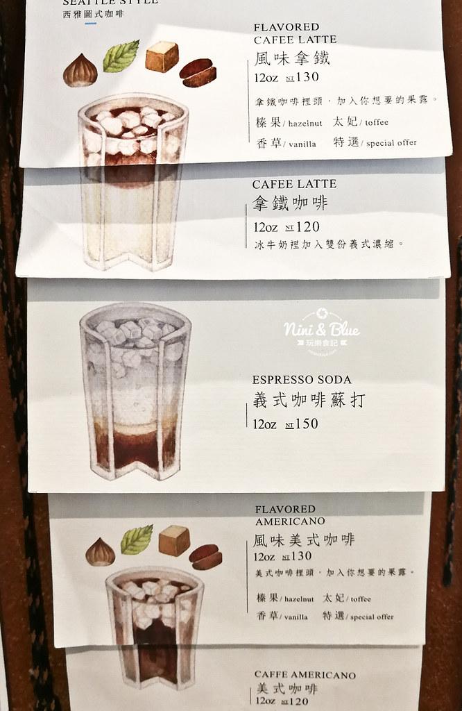 The Factory Mojocoffee台中精誠商圈咖啡甜點 菜單14