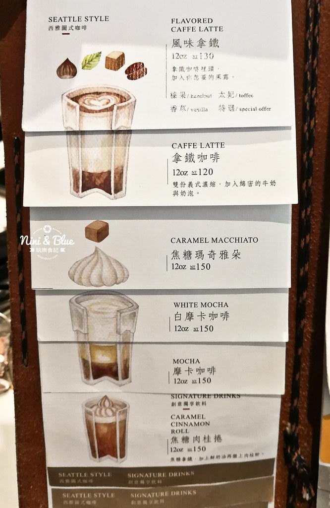 The Factory Mojocoffee台中精誠商圈咖啡甜點 菜單10