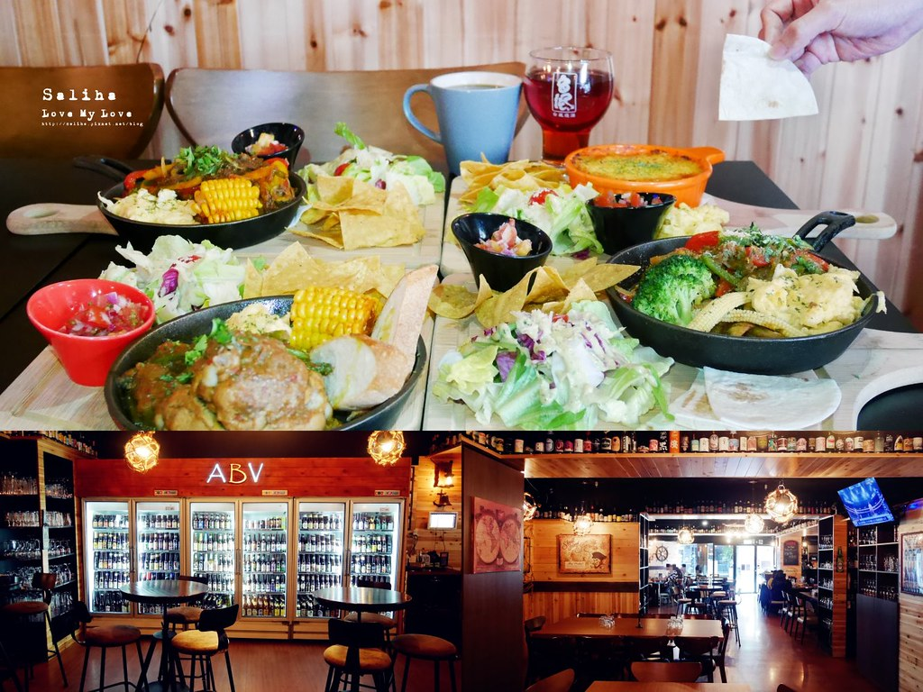 台北東區abv加勒比海餐酒館忠孝敦化站早午餐推薦分享食記 (4)