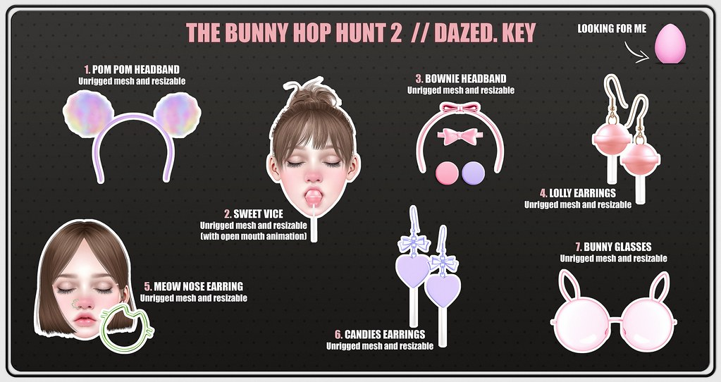 DAZED. @ THE BUNNY HOP HUNT 2