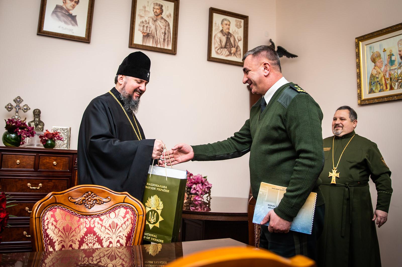 Військове духовенство