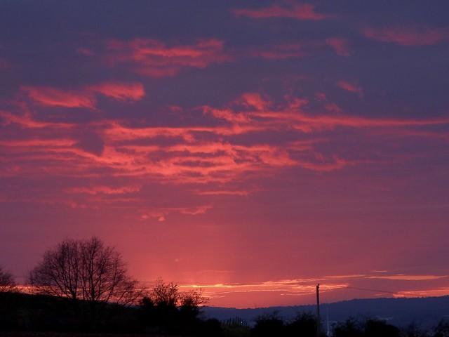 Frodsham Sunset March 30  (3)