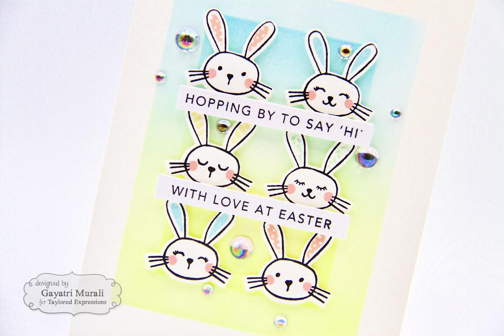 Easter card closeup2