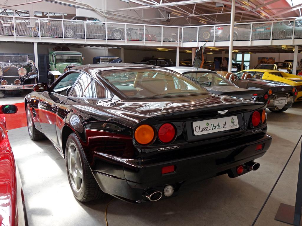 Aston Martin V8 Vantage Le Mans Special Edition 600 Pk 1 Flickr