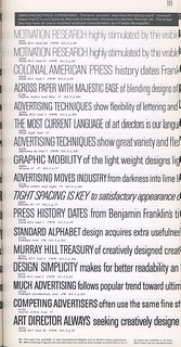 Photo-Lettering's One Line Manual of Styles, page 111