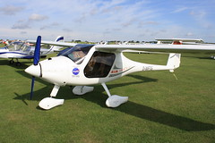 D-MFTG Pipistrel Virus S-Wing 100 [638SWN10] Sywell 310819