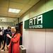 Inés Arrimadas visita la sede de ATA (Madrid)
