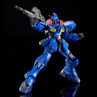 非洲的藍色小隊參戰!RE/100《機動戰士V鋼彈》陸戰型鋼伊吉 藍鳥隊版本(ガンイージ 陸戦タイプ ブルーバード隊仕様)