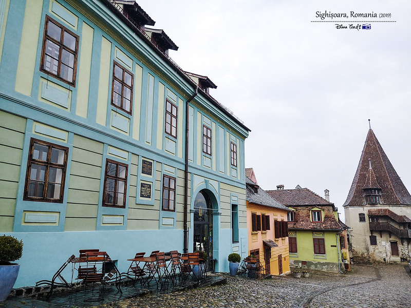 2019 Europe Romania Sighisoara UNESCO Citadel 2