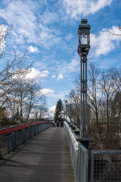 Brücke Albrechtstraße