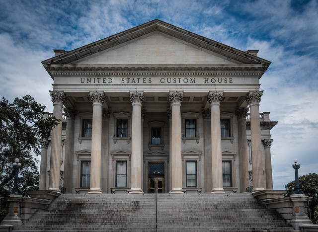 Charleston Customs House