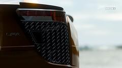 Lexus LFA in details