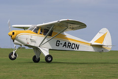 G-ARON Piper PA-22-108 [22-8822] Sywell 310819