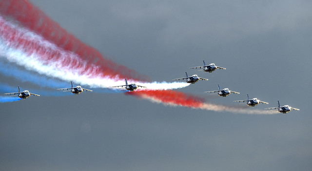 Patrouille de France - French Air Force