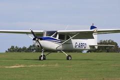 G-ARFO Cessna 150A [150-59174] Sywell 310819