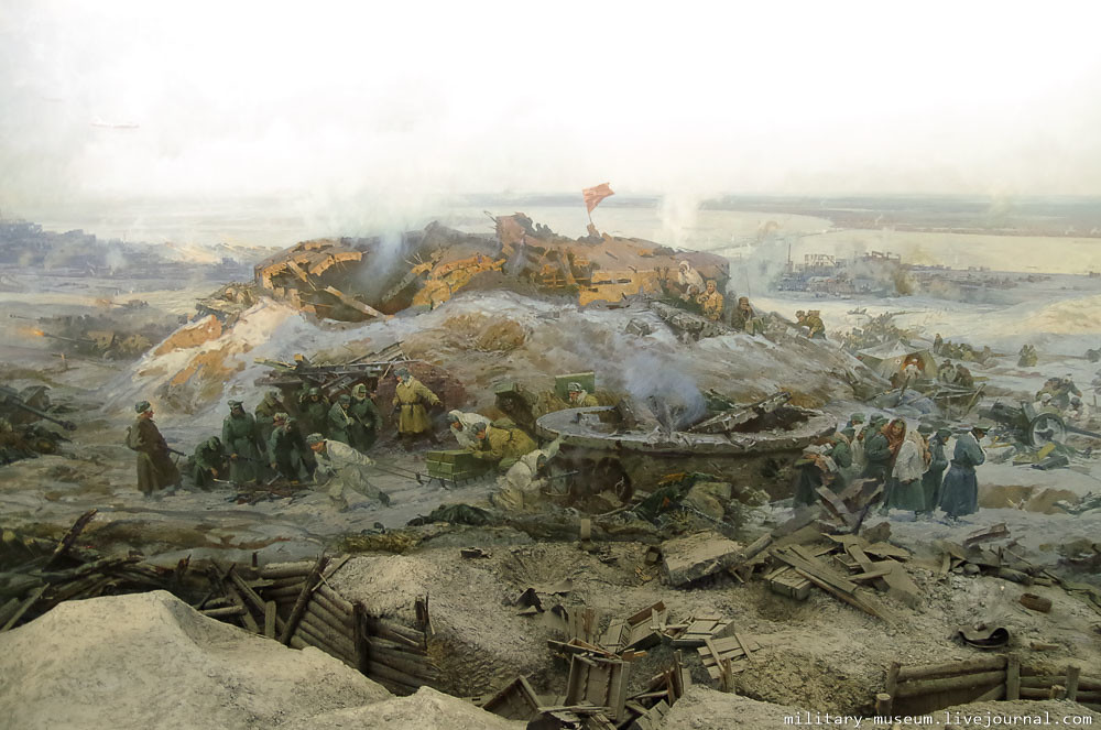 Музей-панорама Сталинградская битва-121