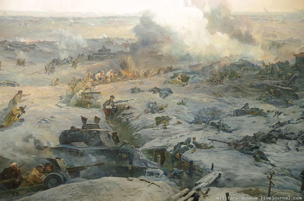 Музей-панорама Сталинградская битва-112