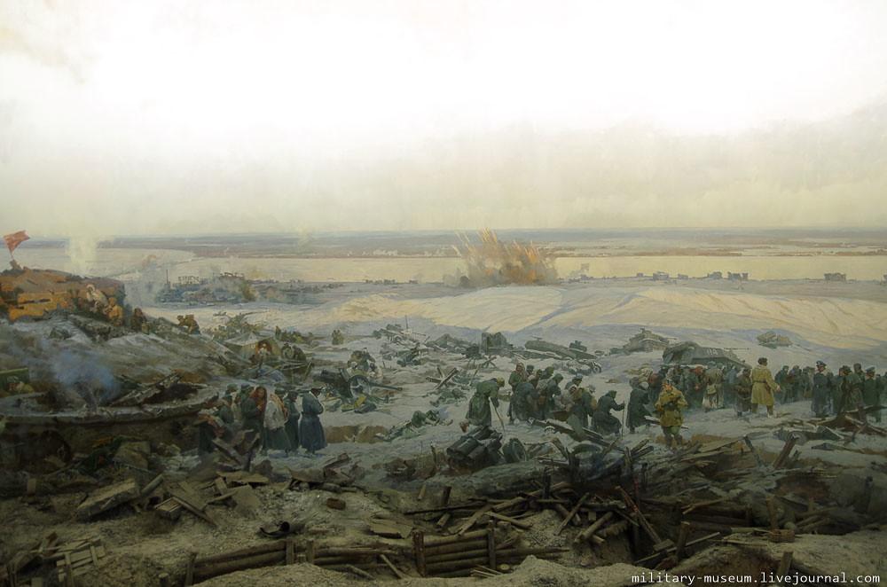 Музей-панорама Сталинградская битва-108