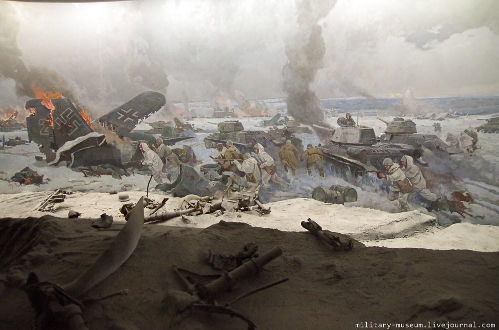 Музей-панорама Сталинградская битва-101