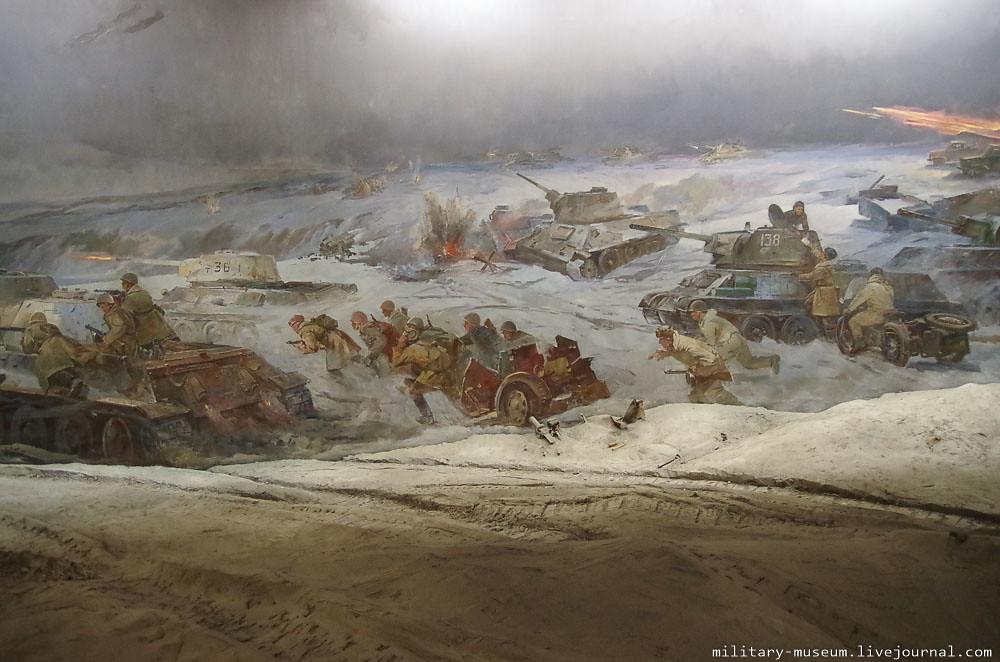 Музей-панорама Сталинградская битва-98