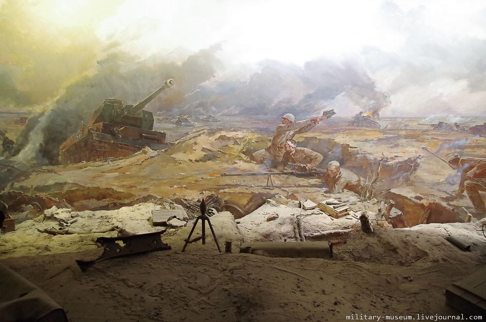 Музей-панорама Сталинградская битва-94
