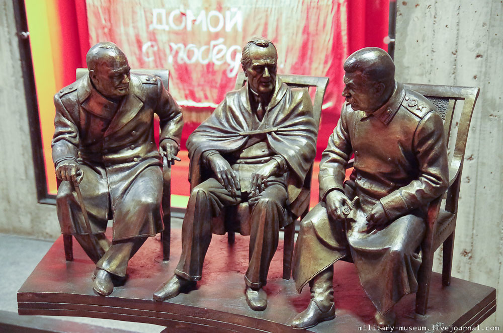 Музей-панорама Сталинградская битва-92