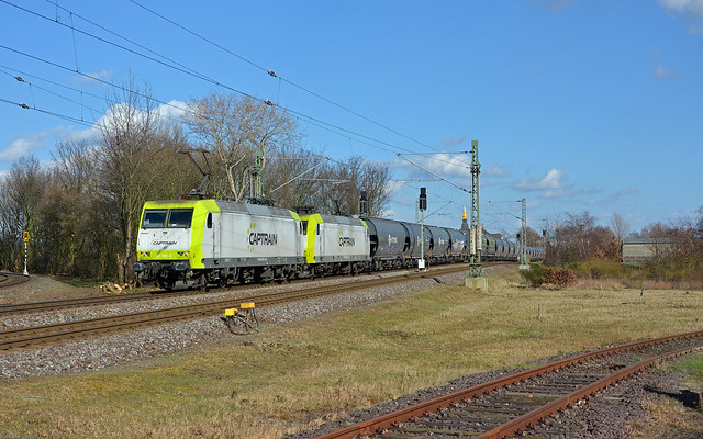 ITL 145 095-6 + 145 094-9 - Hamburg-Hohe Schaar