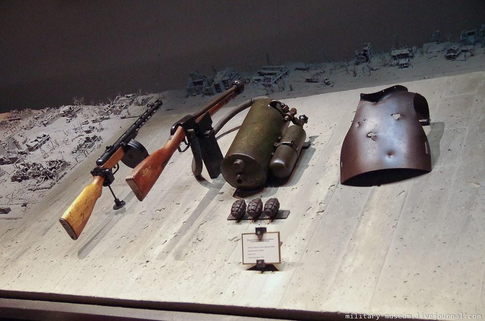Музей-панорама Сталинградская битва-52