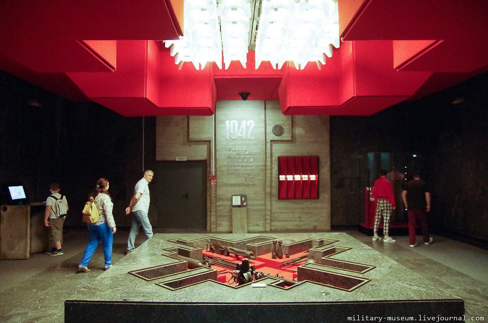 Музей-панорама Сталинградская битва-28