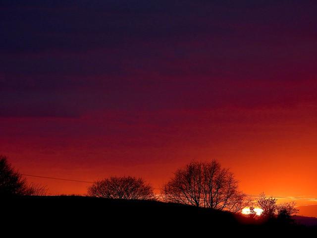 Frodsham Sunset March 30 (1)