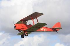 G-AFWI de Havilland DH-82A [82187] Sywell 010919