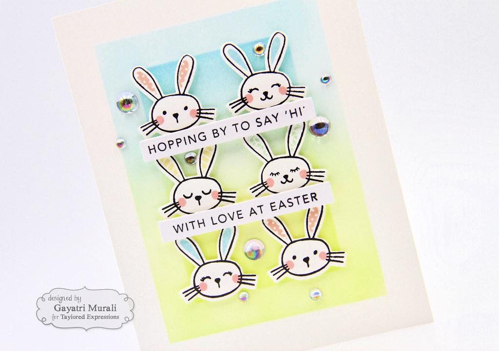 Easter card closeup4