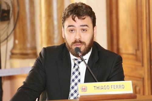31/03/2020 - Vereador Thiago Ferro