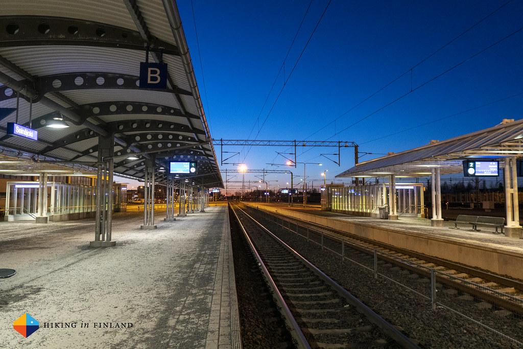 Seinäjoki Railway Station