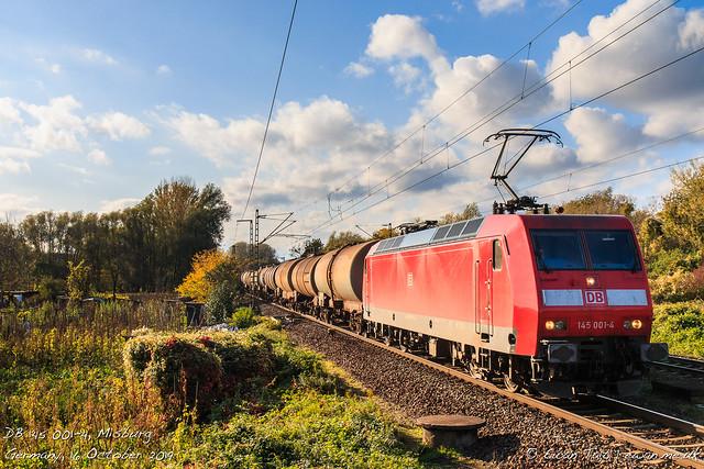 DB 145 001-4, Misburg