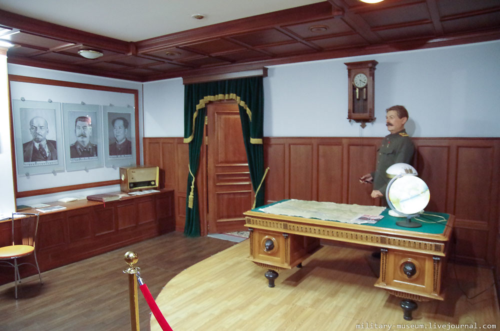 Музей Сталина в Волгограде-24
