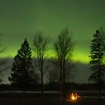 30. Märts 2020 - 23:06 - Birds Hill Provincial Park, Winnipeg MB, Canada.