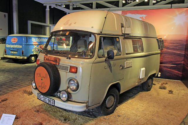 VW T2B Hochraum Kastenwagen