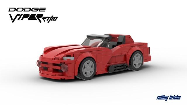 Dodge Viper RT/10 -INSTRUCTIONS-