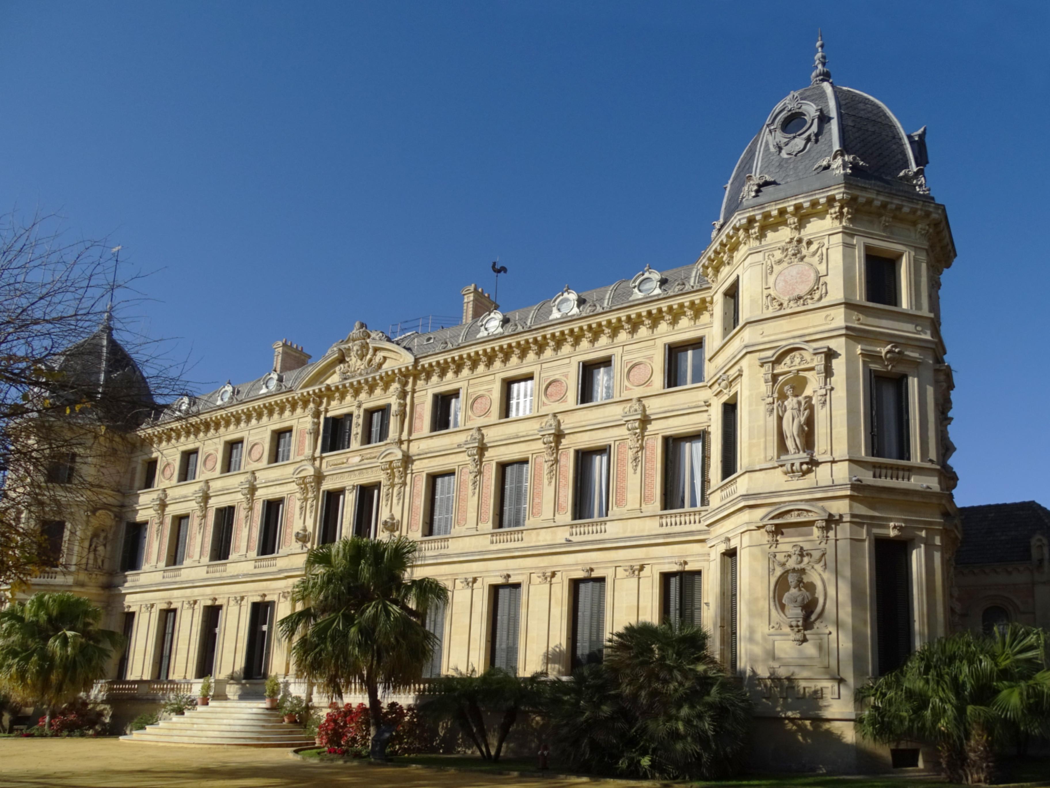edificio exterior Palacio Duque de Abrantes Jerez de la Frontera Cadiz