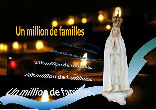 Un million de familles