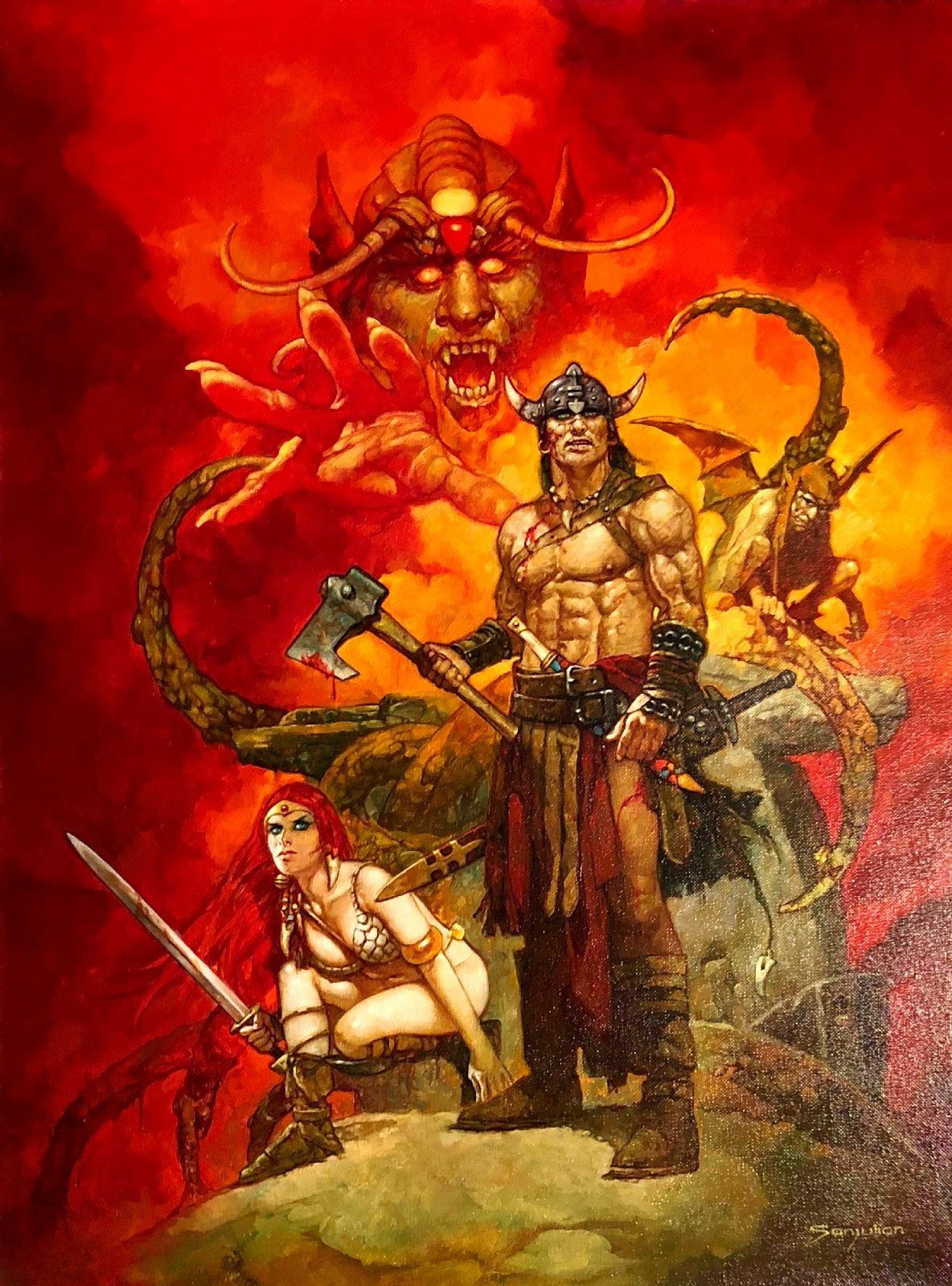 Conan San Julián