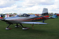 F-PLLE Vans RV-9A [91637] Sywell 010919